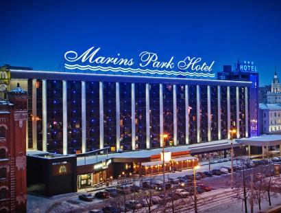Гостиничная мебель для Marins Park Hotel