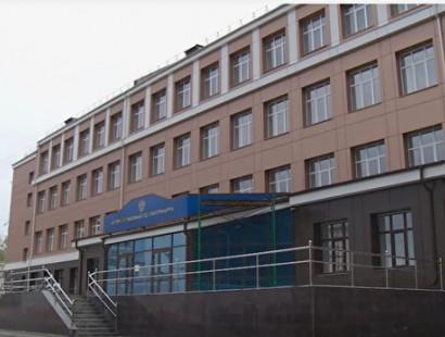 Комплексное оснащение Свердловского областного суда, 3600 кв.м.